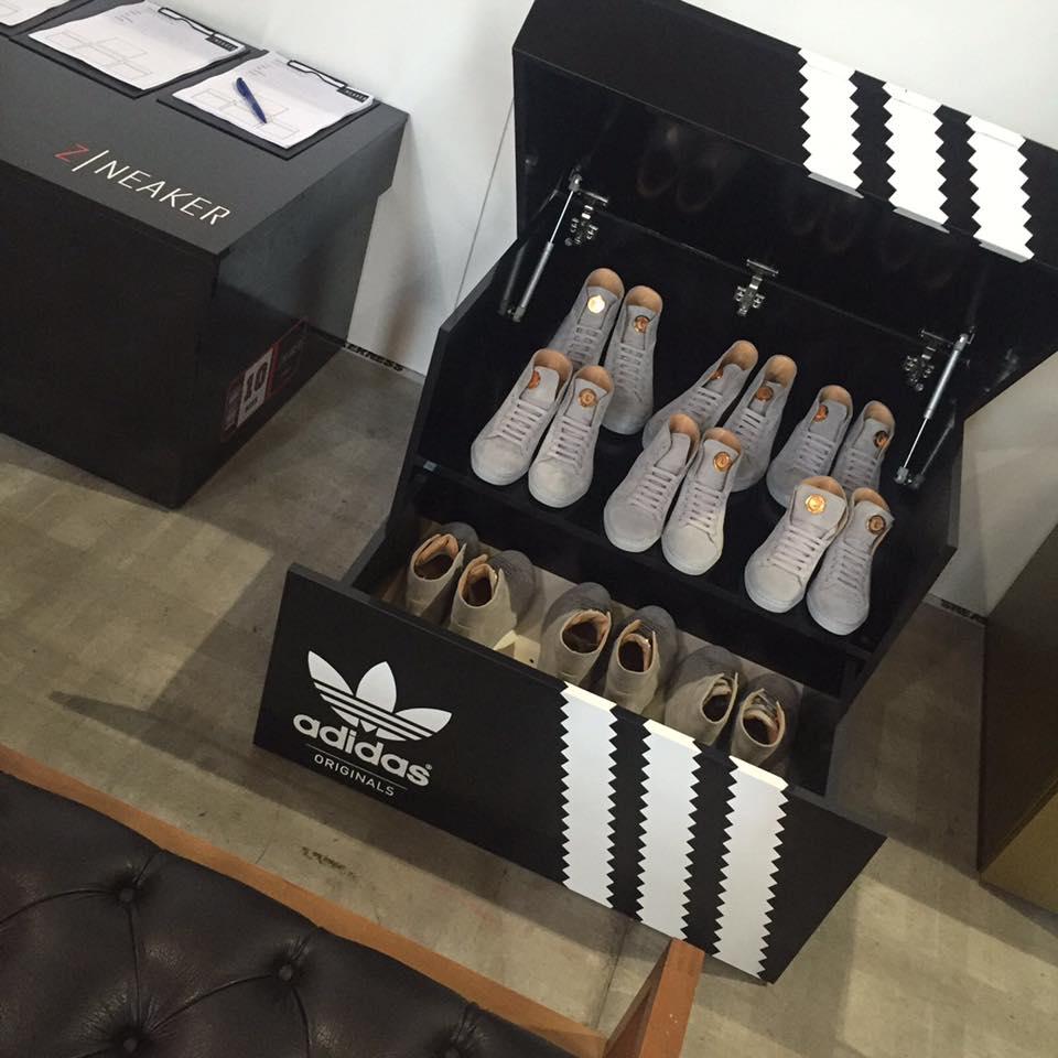 Zneaker auf der Sneakerness 2016
