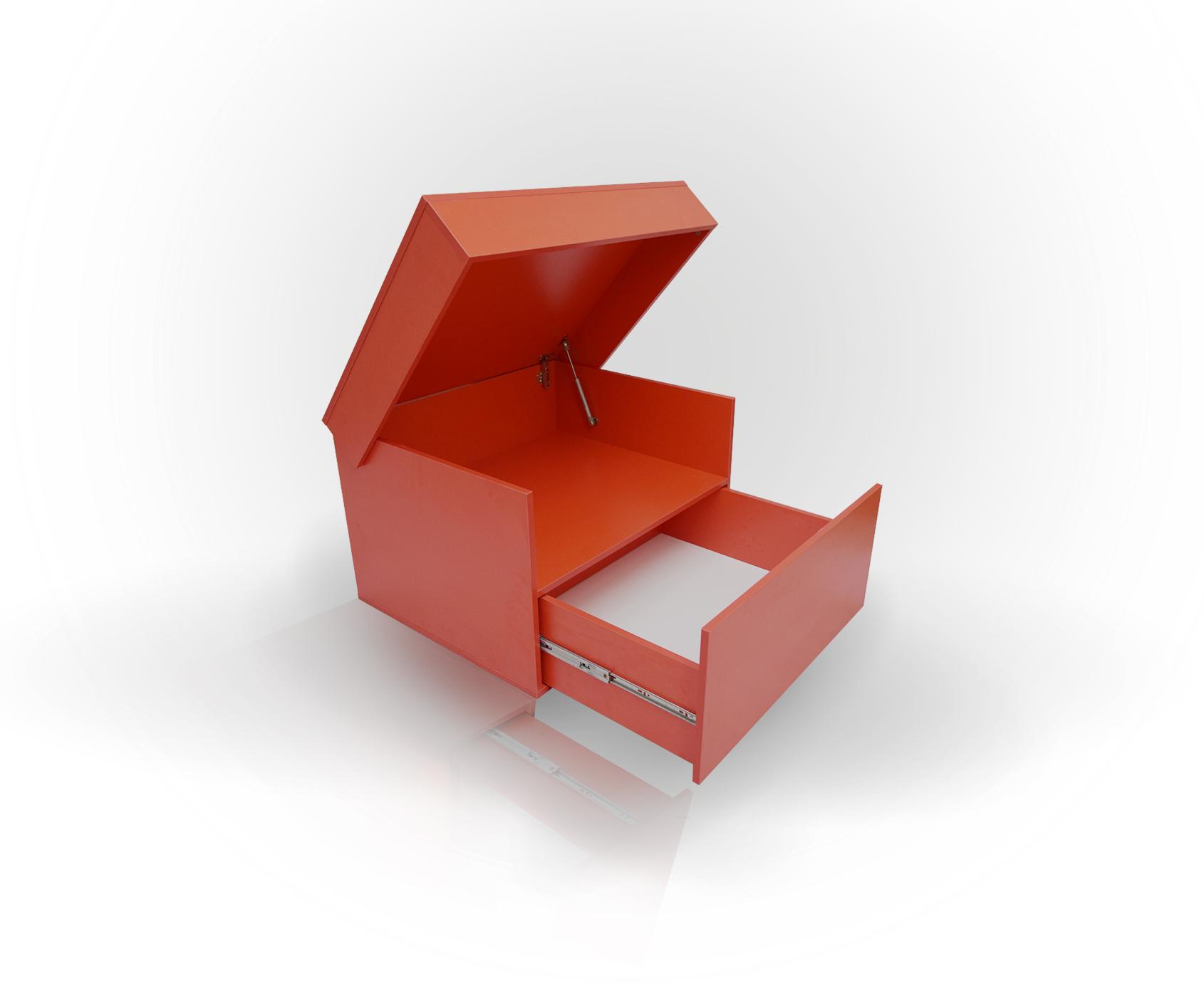 Sneaker Box Rot