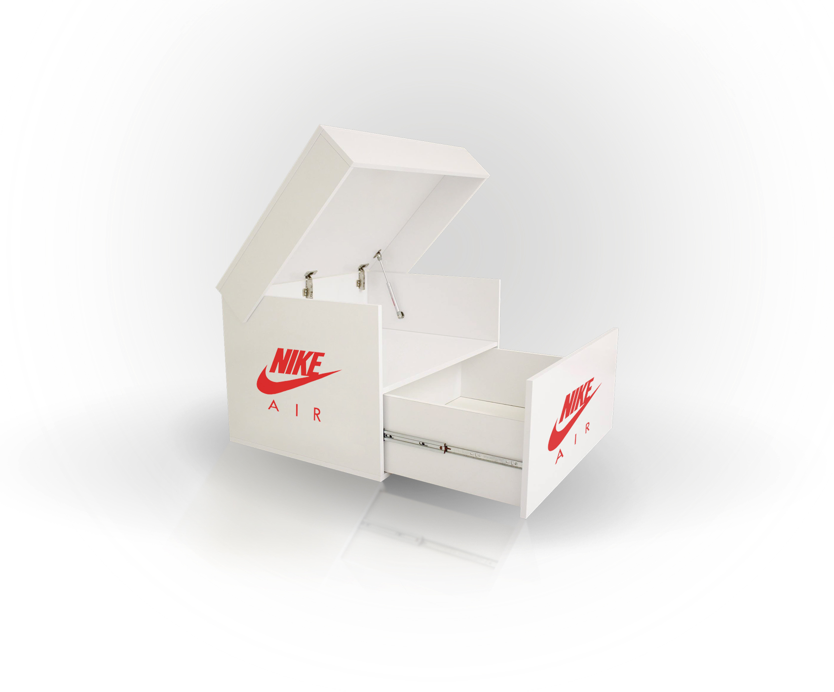 Nike Air Max Sneaker Box