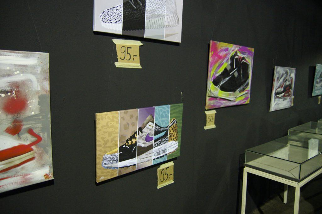 Mesh & Laces & Sneakerbox von Zneaker 1