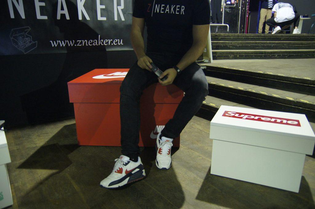 Mesh & Laces & Sneakerbox von Zneaker 2
