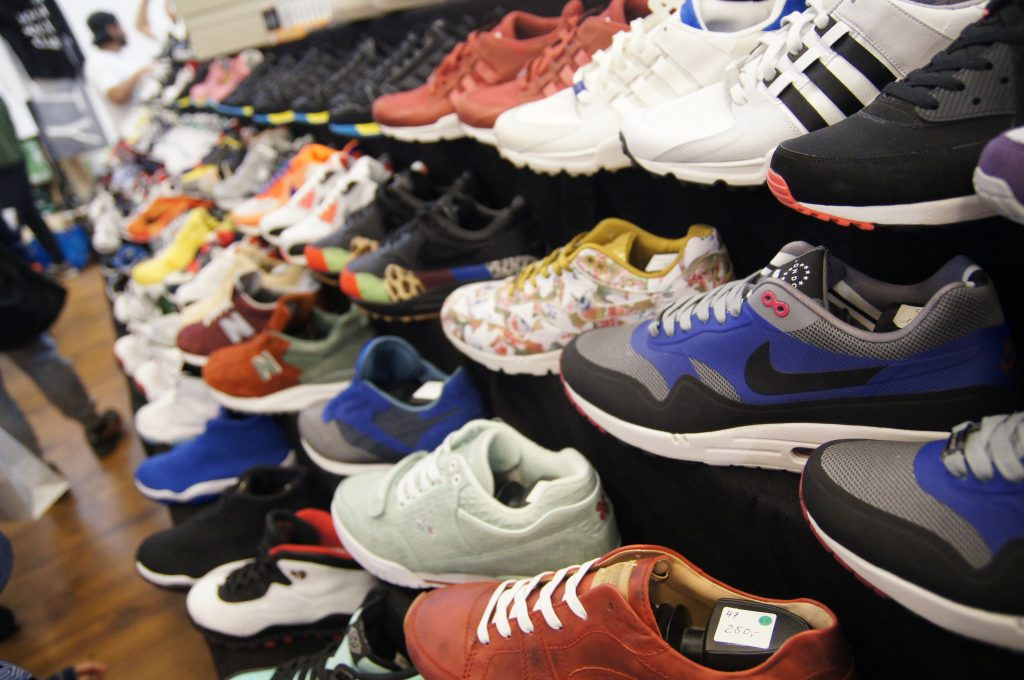Mesh & Laces & Sneakerbox von Zneaker 8