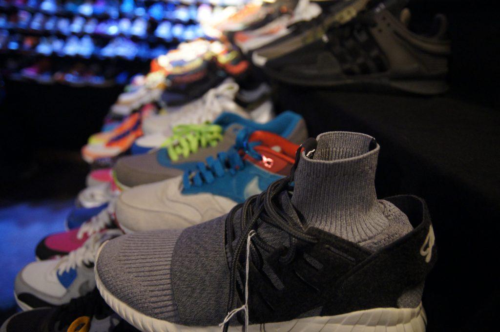Mesh & Laces & Sneakerbox von Zneaker 10