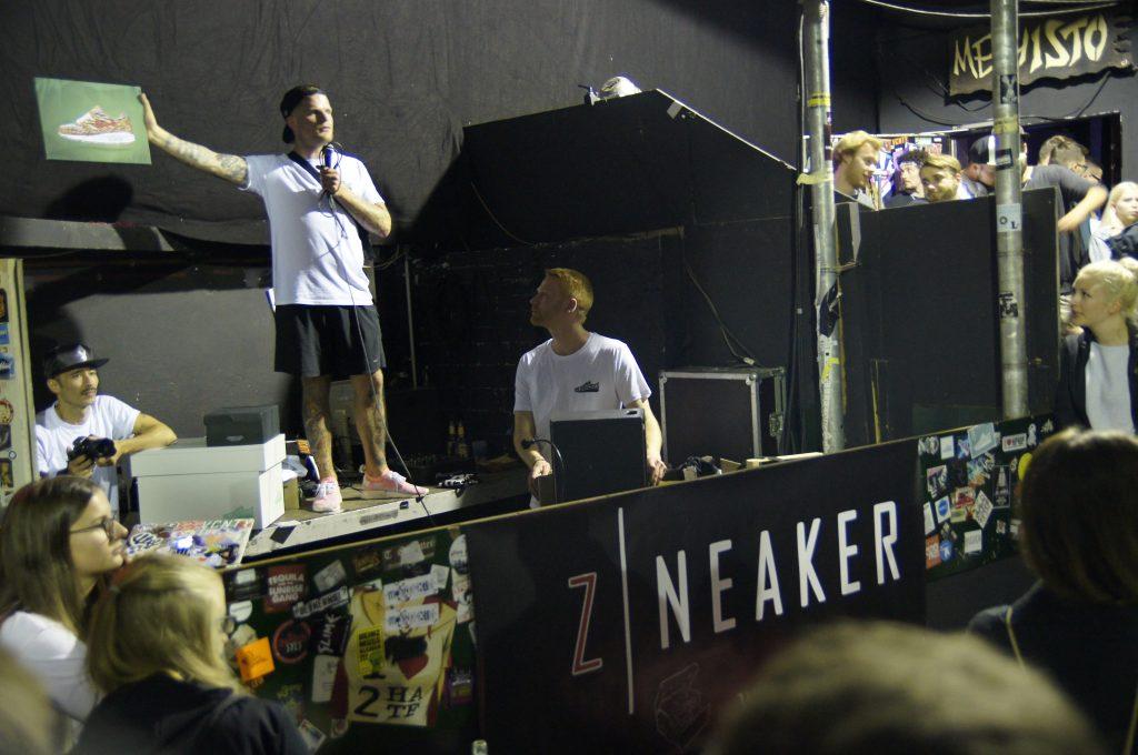 Mesh & Laces & Sneakerbox von Zneaker 13