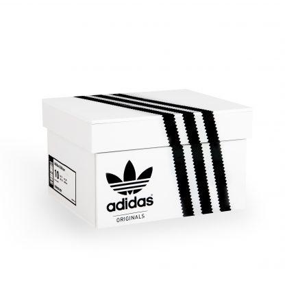 adidas Sneakerbox Schuhbox Schuhschrank