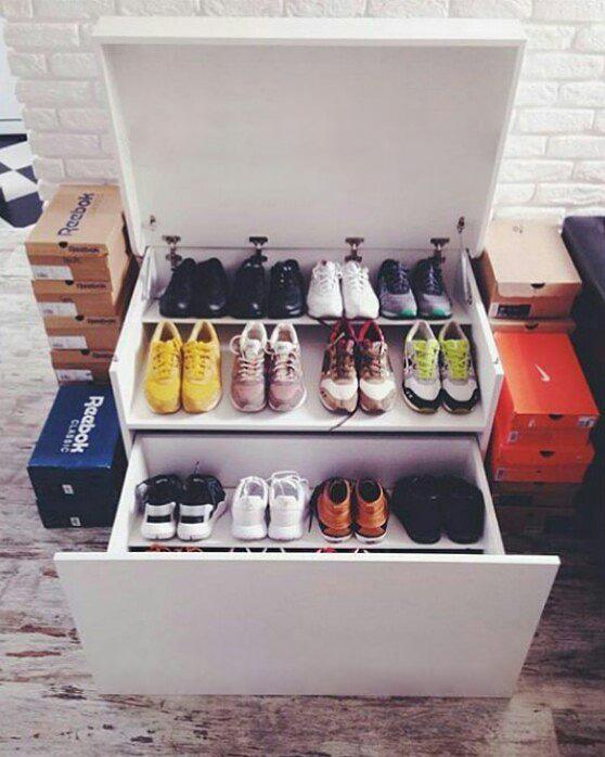 Schuhschrank Sneakerbox